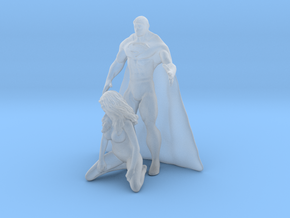 Printle NV Couple 1034 - 1/87 - wob in Smooth Fine Detail Plastic