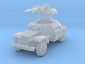Sdkfz 221 2.8cm sPzB 41 1/144 in Smooth Fine Detail Plastic