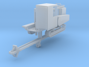 Churn Drill N Scale in Smoothest Fine Detail Plastic
