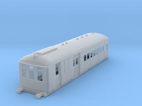 o-120fs-renfe-sentinel-railmotor in Smooth Fine Detail Plastic