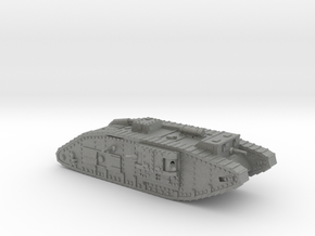 1/100 Mark V Star Female (low detail) in Gray PA12