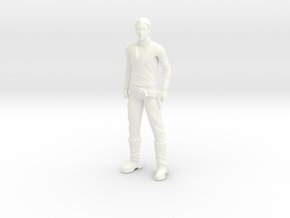 Lost in Space - Dr. Smith Innovation in White Processed Versatile Plastic