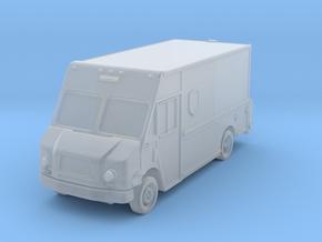 UPS FreightLiner P70D 2006 in Smoothest Fine Detail Plastic: 1:160 - N