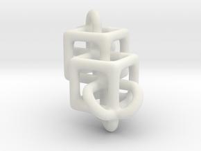 Forever Linked in White Natural Versatile Plastic