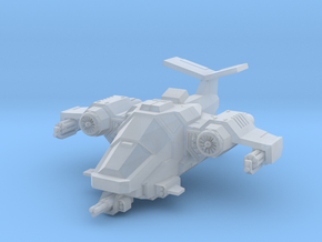 Sparrowspark Interceptor in Smooth Fine Detail Plastic: Small