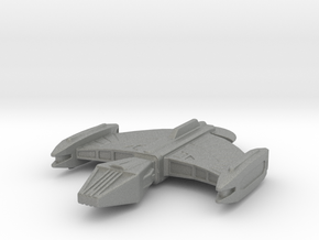 Romulan Science Ship 1/1400 Attack Wing in Gray PA12