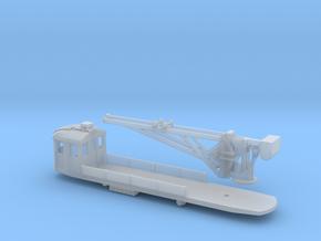 N Scale CNSM Derrick car 607 separate parts in Smoothest Fine Detail Plastic