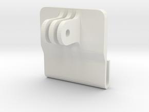 GoPro Window Mount in White Natural Versatile Plastic