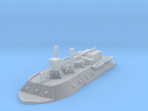 1/1200 USS Mound City in Smooth Fine Detail Plastic