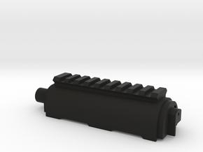 ak top cover with RIS MK3a in Black Natural Versatile Plastic