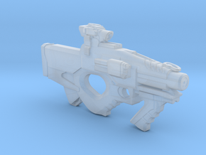 Reaper GT22 Assault rifle 1:10 scale in Smooth Fine Detail Plastic
