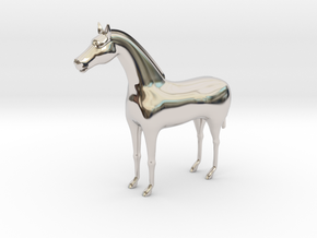horse in Platinum