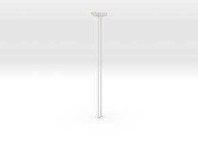50ft Flood Light (x2) 1/120 in White Natural Versatile Plastic