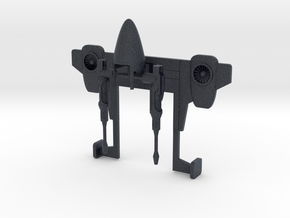 Action Master Thrust Accessories in Black PA12: Medium