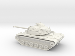 1/48 Scale M67 Flame Thrower Tank in White Natural Versatile Plastic