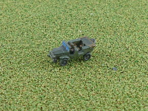 French Laffly V15T Tractor 1/285 in Smooth Fine Detail Plastic