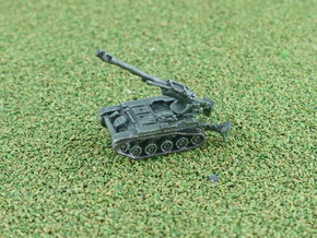 French AMX 13 F3 155mm SPG 1/285 6mm in Smooth Fine Detail Plastic