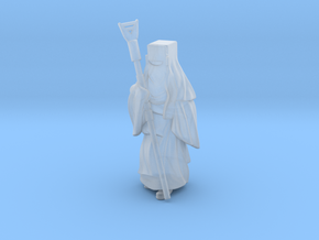 cubed priest 03 in Smooth Fine Detail Plastic