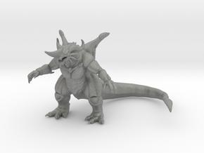 Bagan kaiju monster 67mm miniature game fantasyRPG in Gray PA12