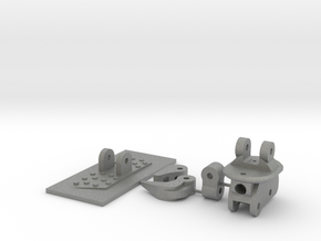 Cargo Hook AS350 CHP M1:6,7 in Gray PA12