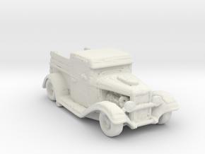 The Bootlegger 1:160 scale in White Natural Versatile Plastic