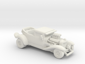 Frankenrod 1:160 scale in White Natural Versatile Plastic