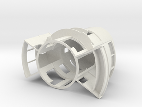 Watertoren Roermond in White Natural Versatile Plastic