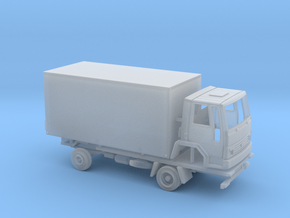 Ford Cargo box - TT 1:120 in Smoothest Fine Detail Plastic