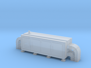 Air Handling Unit 1/160 in Smooth Fine Detail Plastic