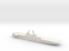Wasp class LHD (LHD 5-7), 1/1250 in White Natural Versatile Plastic