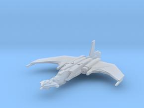 Battlestar Galactica Eastern Alliance destroyer in Smooth Fine Detail Plastic