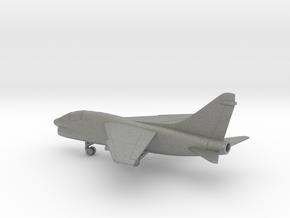 Vought LTV TA-7C Corsair II in Gray PA12: 1:200