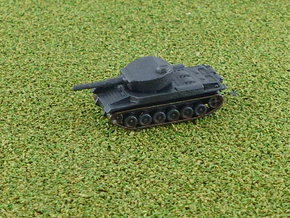 Medium Tank VK 3001 (P) Project 1/285  in Smooth Fine Detail Plastic