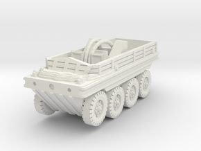 Terrapin Mk.1 1/72 in White Natural Versatile Plastic