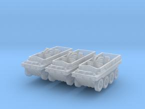 Terrapin Mk.1 (x3) 1/285 in Smooth Fine Detail Plastic