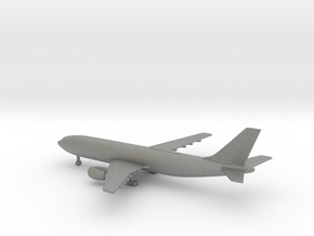 Airbus A300 in Gray PA12: 1:600