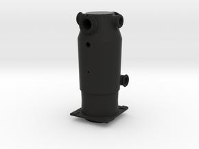 Mercedes DIII Engine - Cylinder in Black Natural Versatile Plastic