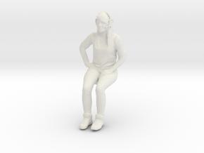 Printle T Femme 1363 - 1/24 - wob in White Natural Versatile Plastic