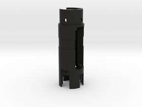 Jedi Killer Proffie v2.2 Part 1/2 in Black Natural Versatile Plastic