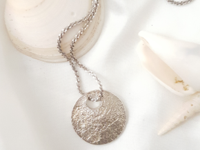 A rainy dream in Polished Silver