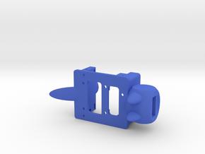 Chasis Arduino 20 in Blue Processed Versatile Plastic
