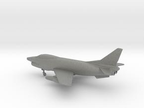Fiat G.91Y in Gray PA12: 1:160 - N