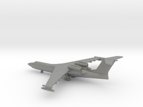 Beriev A-40 Albatros (Be-42) in Gray PA12: 1:600