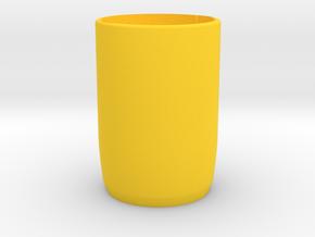 Share-screw | PART 2 - BODY in Yellow Processed Versatile Plastic