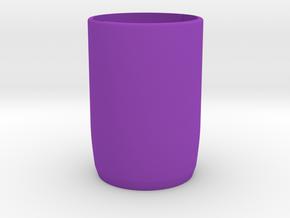Share-screw | PART 2 - BODY in Purple Processed Versatile Plastic