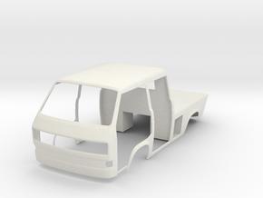 VW T3 Karo  in White Natural Versatile Plastic