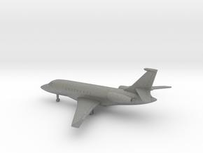 Dassault Falcon 2000LXS in Gray PA12: 6mm