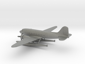 Douglas DC-3 (with floats) in Gray PA12: 6mm