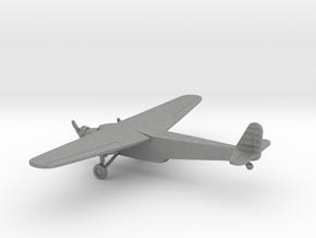 Fokker F.IX / Avia F-IX D in Gray PA12: 6mm