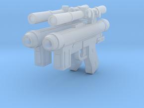 SE-14r light repeating blaster (2 pistols) in Smooth Fine Detail Plastic